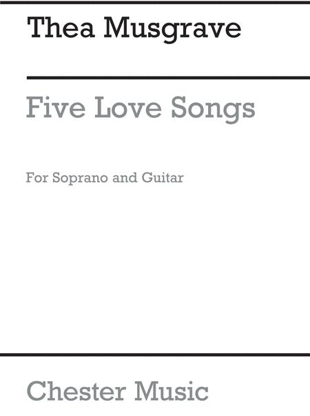 Five Love Songs