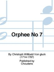 Orphee No 7