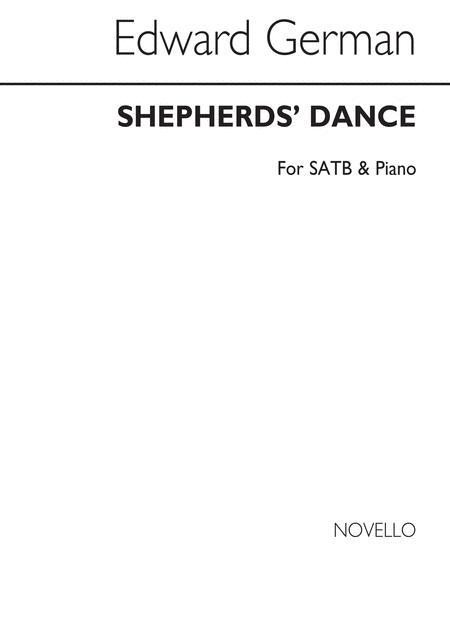 Edward German Shepherds Dance