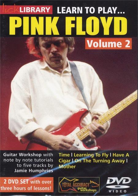 Learn To Play Pink Floyd Vol. 2 (2 DVD)