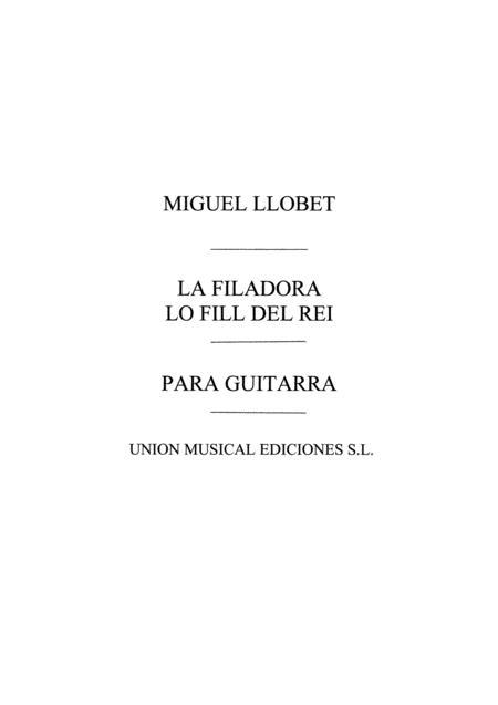La Filadora/ Lo Fill Del Rei