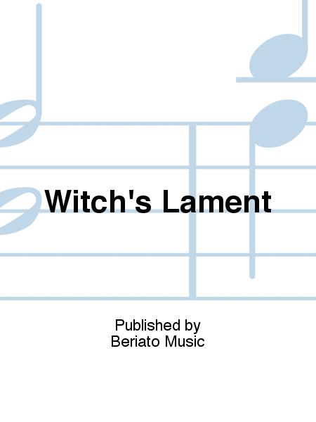 Witch's Lament