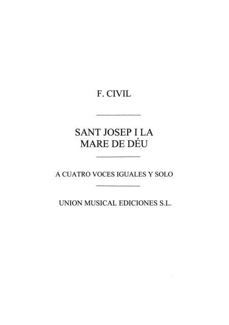 Civil: Sant Josep I La Mare De Deu 4 V.I