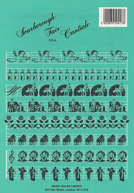 Scarborough Fair/Canticle