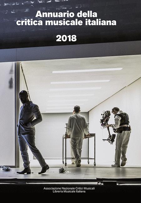 Annuario della critica musicale italiana 2018