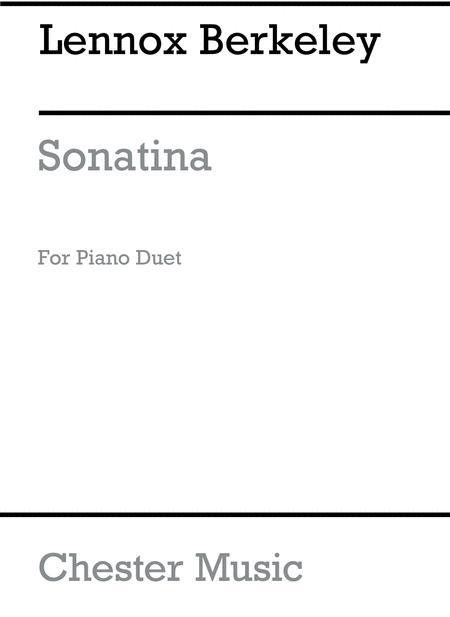 Sonatina In E Flat Major Op.39 For 4 Hands