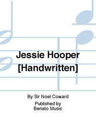 Jessie Hooper [Handwritten]