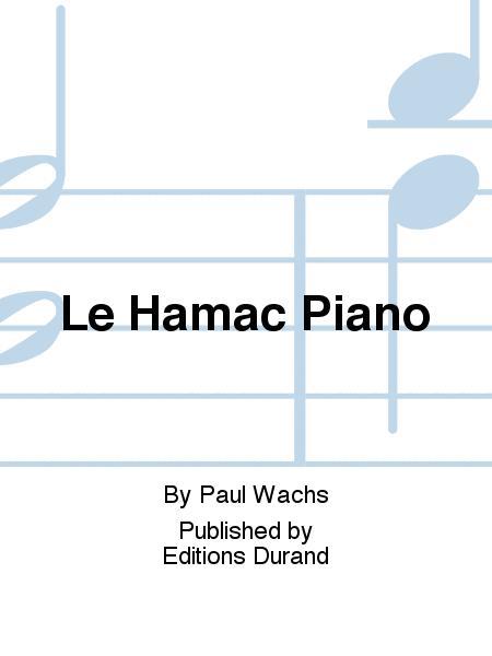 Le Hamac Piano