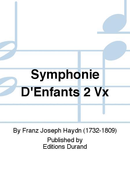 Symphonie D'Enfants 2 Vx
