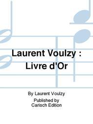 Laurent Voulzy : Livre d'Or