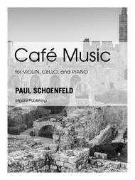 Cafe Music (Score Only)
