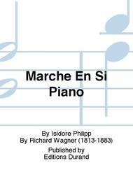 Marche En Si Piano