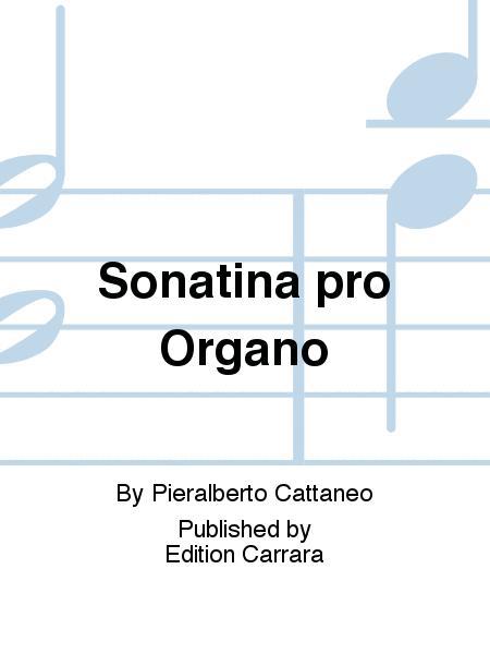 Sonatina pro Organo