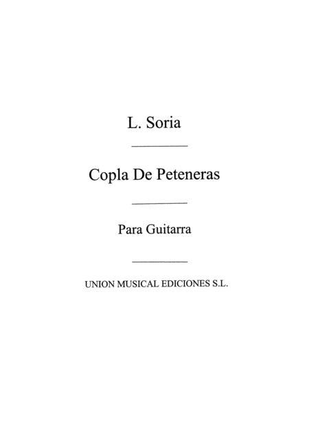 Copla De Peteneras
