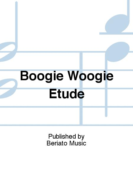 Boogie Woogie Etude