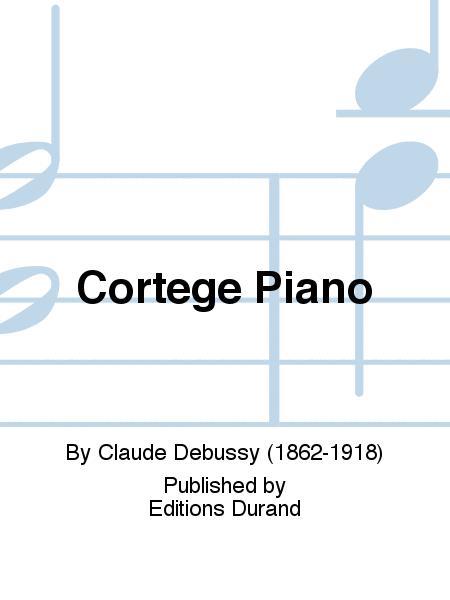 Cortege Piano