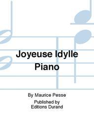 Joyeuse Idylle Piano