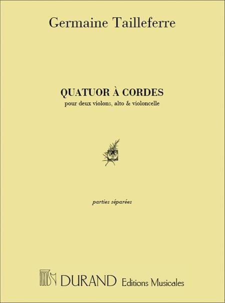 Quat-Cordes Parties