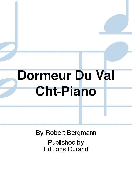 Dormeur Du Val Cht-Piano