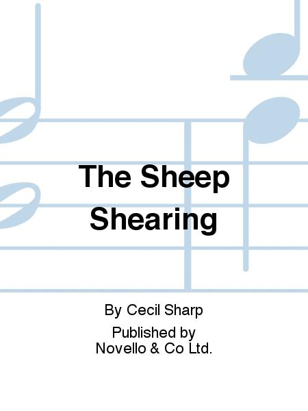 The Sheep Shearing