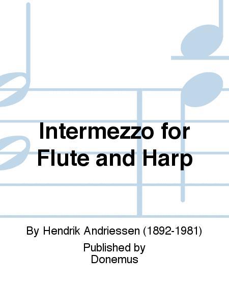 Intermezzo for Flute and Harp