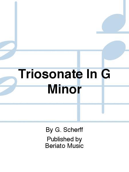 Triosonate In G Minor