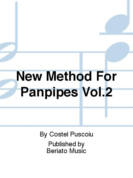 New Method For Panpipes Vol.2