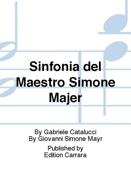 Sinfonia del Maestro Simone Majer