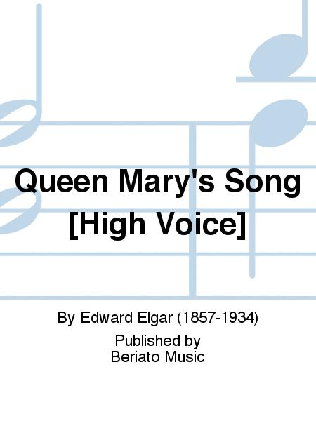 Queen Mary's Song [High Voice]