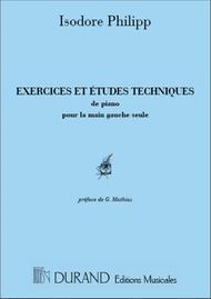 Exercices Et Etudes Techniques
