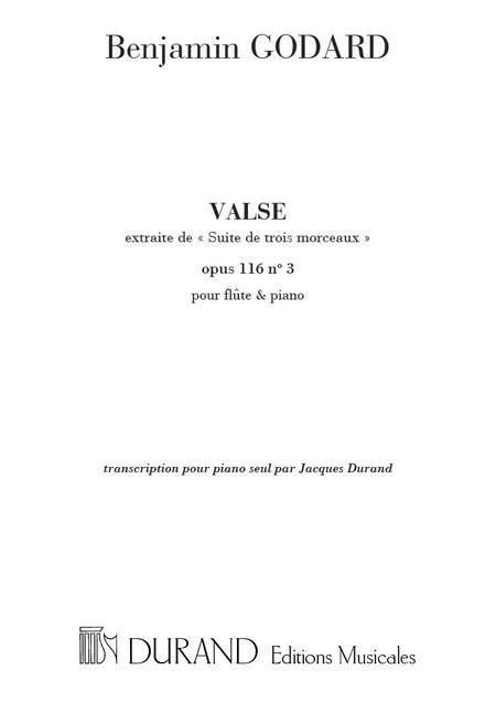 Valse Opus 116