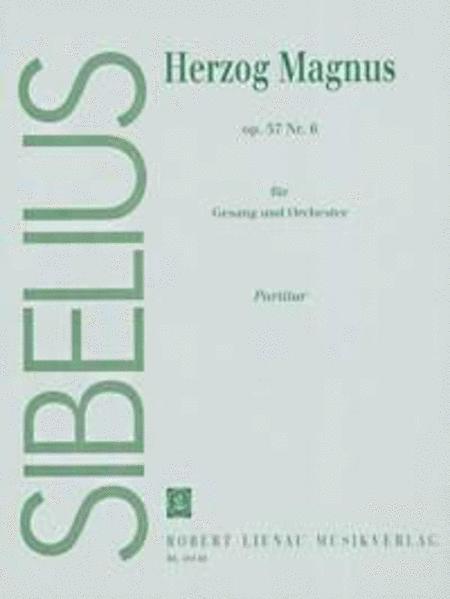 Herzog Magnus op. 57/6