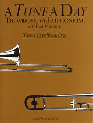 A Tune A Day For Trombone Or Euphonium (TC) 1