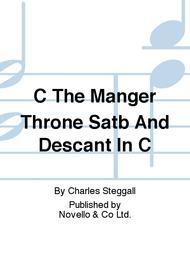 The Manger Throne