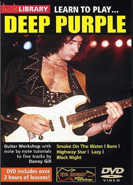 Learn To Play Deep Purple