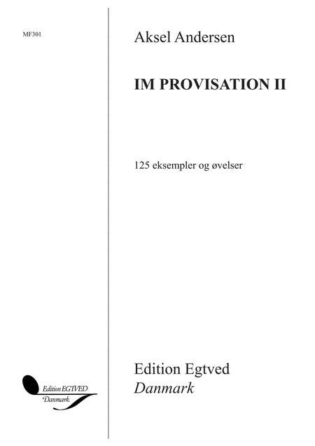 Improvisation II