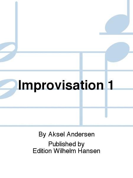 Improvisation 1