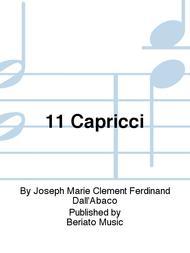11 Capricci