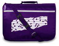 Mapac: Music Bag Excel - Music Word (Purple)