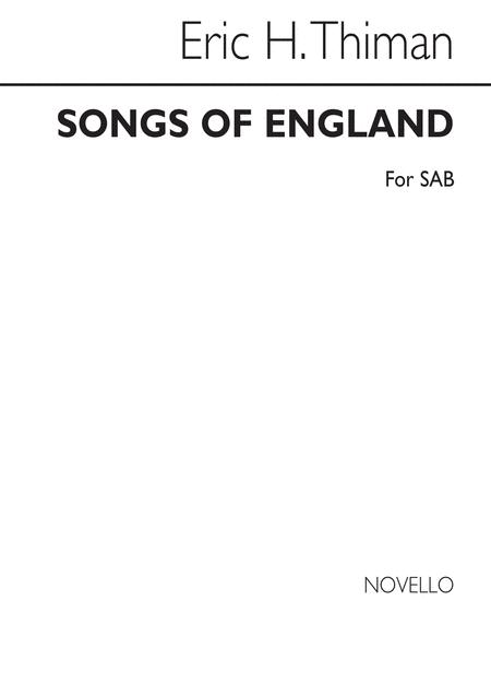 Eric Thiman: Songs of England