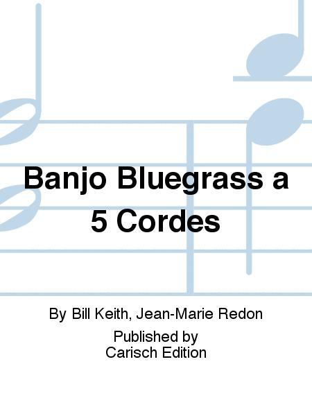 Banjo Bluegrass a 5 Cordes