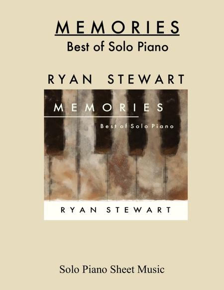 Memories: Best of Solo Piano (SONGBOOK PDF Format)