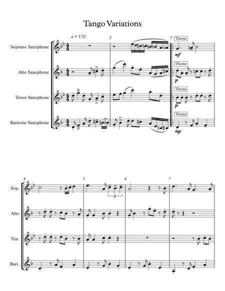 Tango Variations