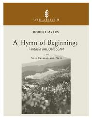A Hymn of Beginnings