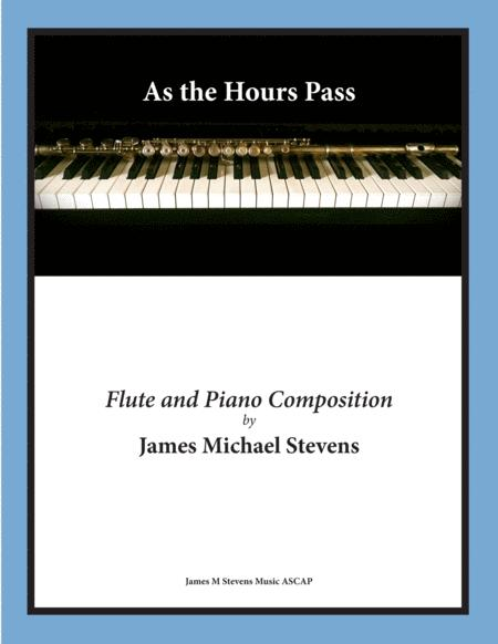 As the Hours Pass - Flute & Piano