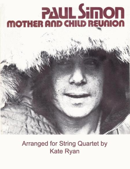 Mother And Child Reunion (String Quartet)