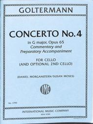 Concerto No. 4 in G major, Opus 65, Commentary and Preparatory Accompaniment