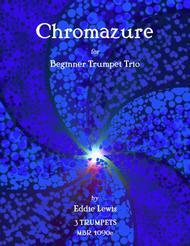 Chromazure for Beginner Trumpet Trio (Easy)
