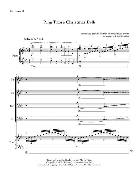 Ring Those Christmas Bells