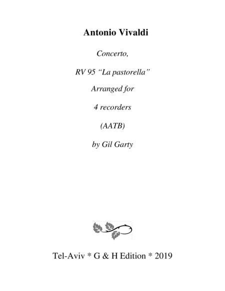 Concerto, RV 95